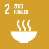 End hunger, achieve food security and improved nutrition and promote sustainable agriculture